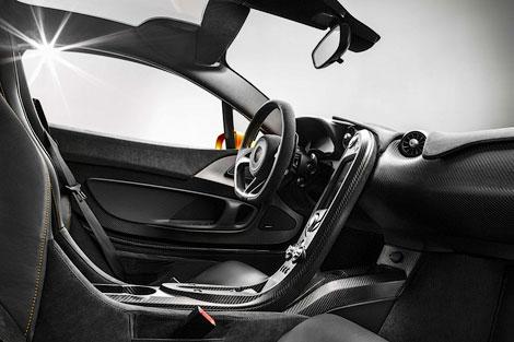 Компания показала фотографии салона 700-сильного купе P1. Фото 2