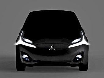 """Компания Mitsubishi разработала """"пригородный"""" электрокар"""