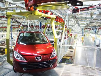Группа PSA Peugeot Citroen потеряла пять миллиардов евро