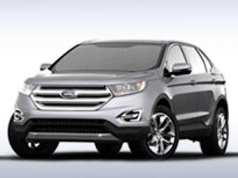 Ford случайно раскрыл новый Edge