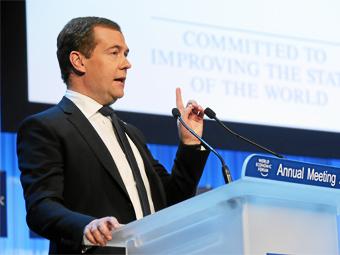 Медведев назвал условие создания в России красивых машин