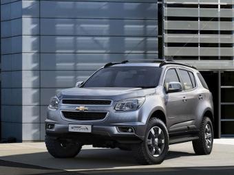 Chevrolet начнет российскую сборку нового Trailblazer в марте