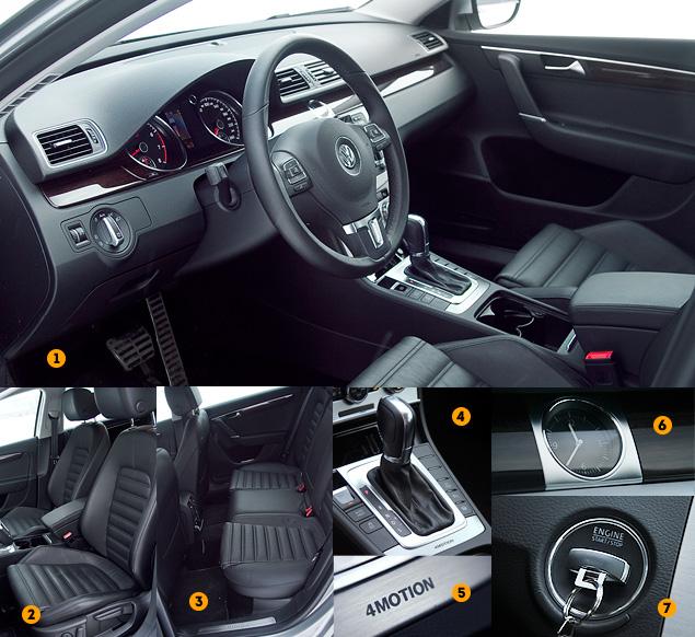 Длительный тест вседорожного универсала VW Passat Alltrack. Фото 3