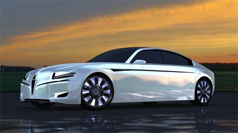 """Silex Chreos сможет разогнаться до """"сотни"""" быстрее электрического Mercedes-Benz SLS AMG. Фото 1"""