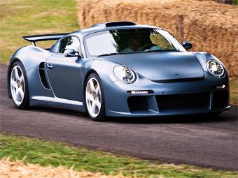 Владелец Lotus F1 купил часть тюнера Porsche