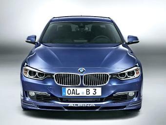 """Новая """"трешка"""" BMW от """"Альпины"""" станет 415-сильной"""