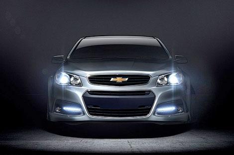 """Седан Chevrolet SS оснастили 6,2-литровой бензиновой """"восьмеркой"""". Фото 2"""