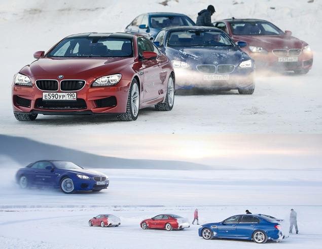 Спортакадемия Mazda и другие школы зимнего вождения. Фото 5