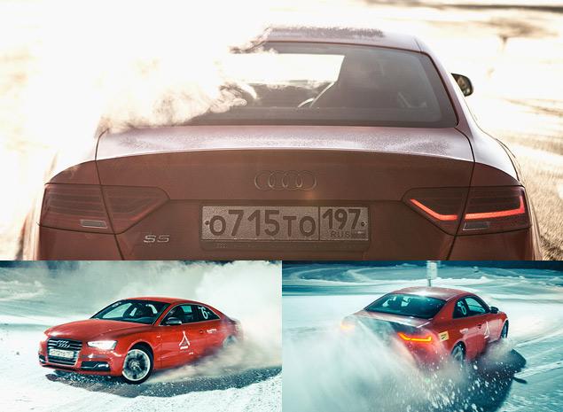 Спортакадемия Mazda и другие школы зимнего вождения. Фото 7