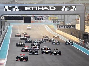 Формула-1 выйдет на биржу в октябре 2013 года