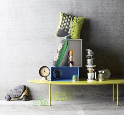 Компании также создали коллекцию домашней мебели и аксессуаров. Фото 1