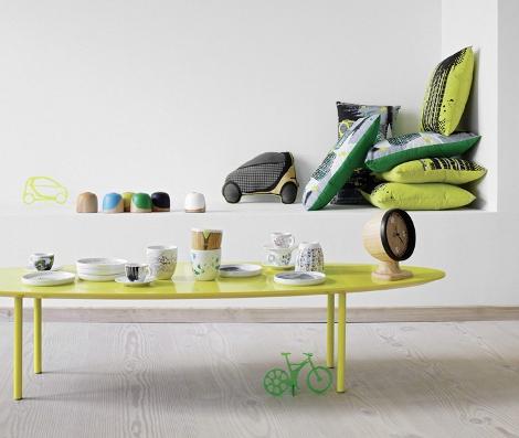 Компании также создали коллекцию домашней мебели и аксессуаров. Фото 2