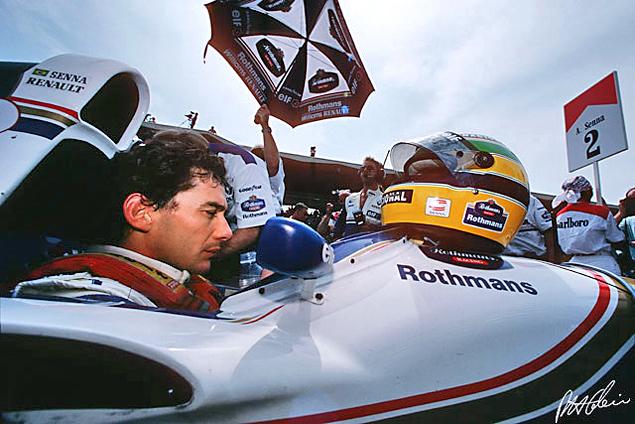 Как изменились шлемы пилотов Формулы-1 за последние 20 лет