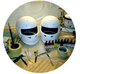 Как изменились шлемы пилотов Формулы-1 за последние 20 лет. Фото 7