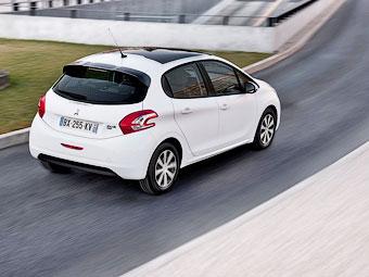 Peugeot привезет в Женеву спортивный эко-хэтчбек