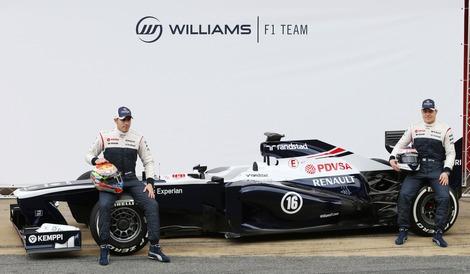 Для сезона-2013 британская команда разработала новое днище и коробку передач. Фото 2