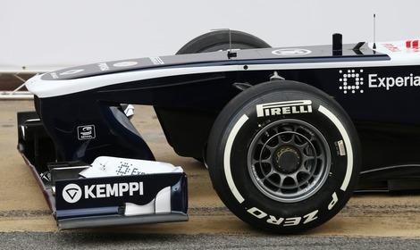 Для сезона-2013 британская команда разработала новое днище и коробку передач. Фото 3