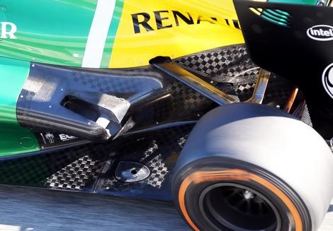 FIA запретила командам Формулы-1 экспериментировать с заслонками в выхлопной системе