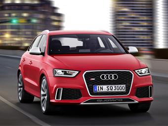 """""""Горячая"""" версия Audi Q3 получила мотор от TT RS"""