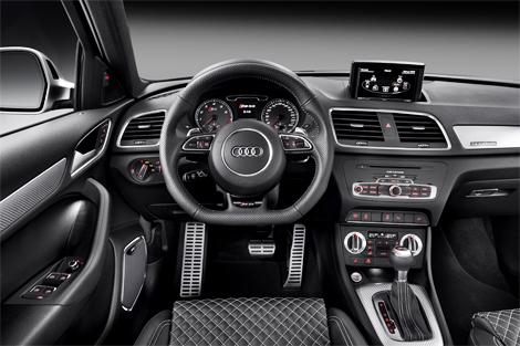 Официальная премьера Audi RS Q3 состоится в Женеве. Фото 3