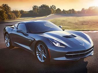 """В Chevrolet приступили к созданию """"заряженных"""" Corvette"""