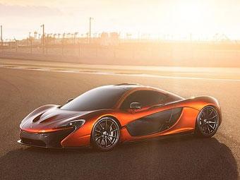 Флагманский суперкар McLaren станет 916-сильным