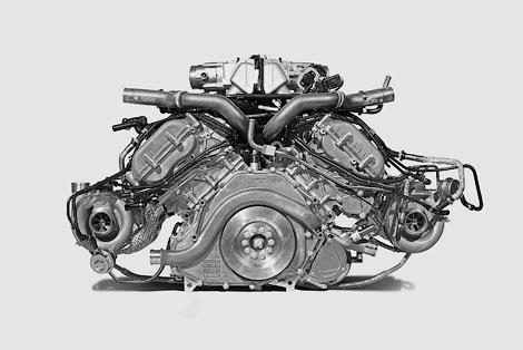 Компания рассказала о силовой установке преемника купе F1