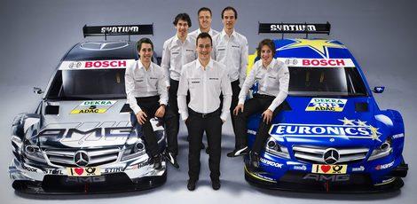 Вместо польского экс-пилота Формулы-1 в команде Mercedes-Benz выступит Ральф Шумахер