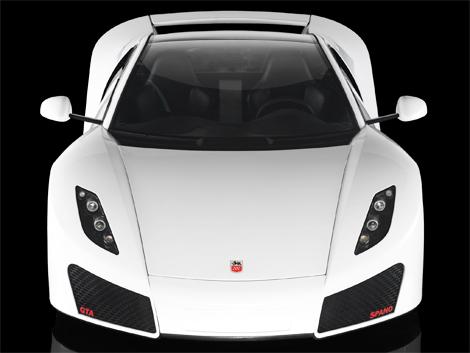 Обновленная модель GTA Spano дебютирует в Женеве