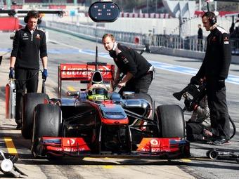 Гонке Формулы-1 в Австралии предсказали 10 пит-стопов