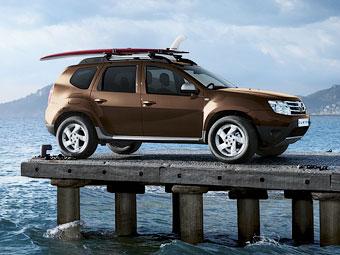 Dacia Duster обновится к марту