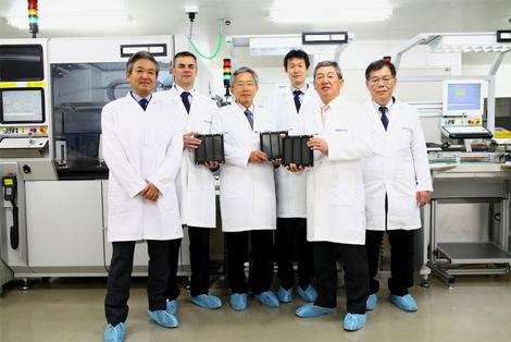 Японцы открыли завод по выпуску топливных ячеек