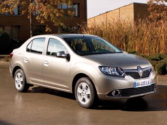 Компания Renault отказалась от поставок в Россию седана Symbol