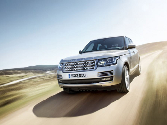 Range Rover обзавелся новым двигателем