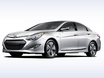 """Компания Hyundai сделала гибридную """"Сонату"""" экономичнее"""