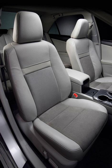 Компания представила обновленный вариант седана для США. Фото 1