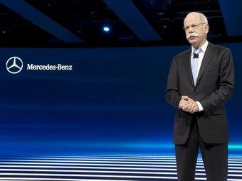 Концерн Daimler выбрал руководителя на следующие три года