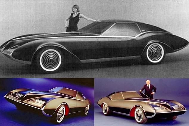 Лучшие американские концепт-кары семидесятых. Фото 16