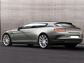 Ателье Bertone превратило Aston Martin Rapide в универсал