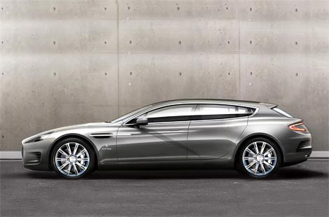 Новинка будет создана по мотивам концепт-кара Bertone