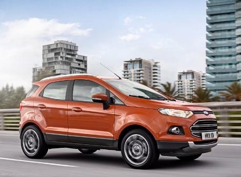 Конкурент Opel Mokka получил литровый турбомотор. Фото 1