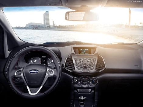 Конкурент Opel Mokka получил литровый турбомотор. Фото 2