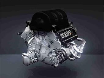 Renault показала мотор для сезона Формулы-1 2014 года