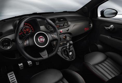 Итальянцы разработали спецверсию Fiat 500 совместно c журналом GQ. Фото 2