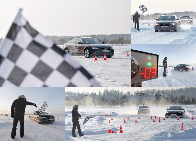 Школа Audi quattro: почему езда боком круче, чем отпуск в Куршевеле?. Фото 4
