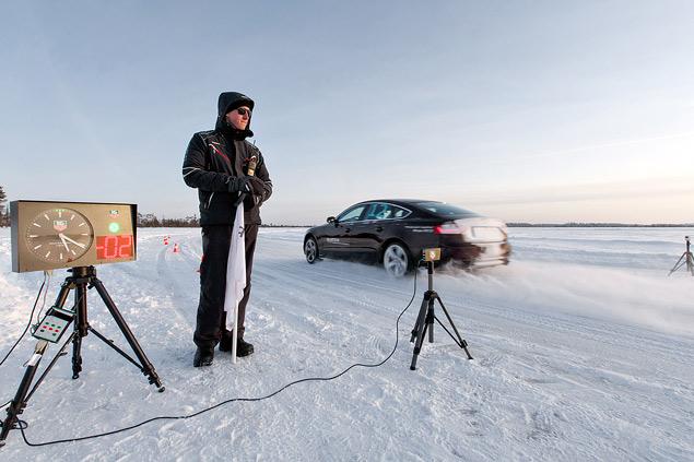 Школа Audi quattro: почему езда боком круче, чем отпуск в Куршевеле?. Фото 5