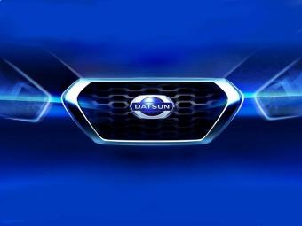 """Nissan показал фрагмент бюджетного седана на базе """"Калины"""""""