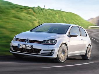 "У ""седьмого"" Volkswagen Golf GTI появилось два варианта мощности"