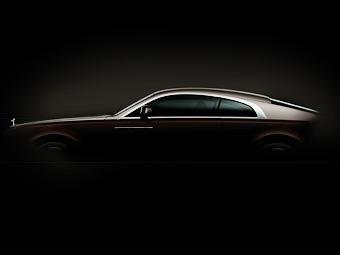 В России продали еще несуществующее купе Rolls-Royce