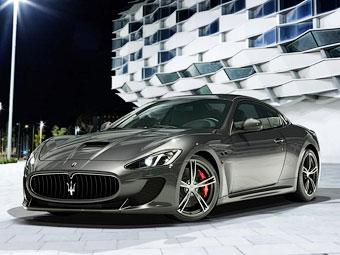 В Maserati подправили внешность самому быстрому купе GranTurismo